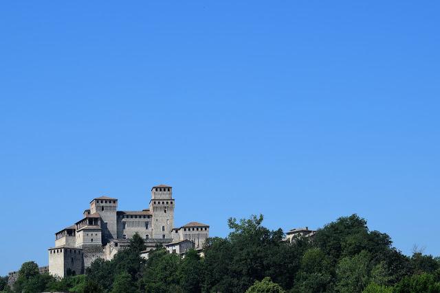 Alla scoperta del Castello di Torrechiara: tra storie d'amore, cavalieri medievali e fantasmi