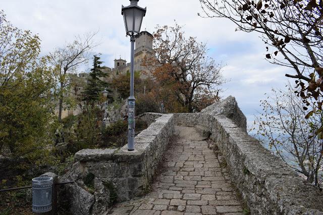 Una gita coi bambini fuori dall'Italia: la Repubblica di San Marino