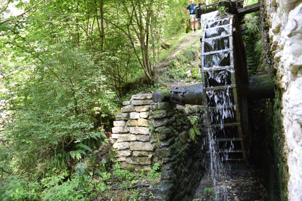 Il sentiero dei Mulini di Gallio (Asiago)