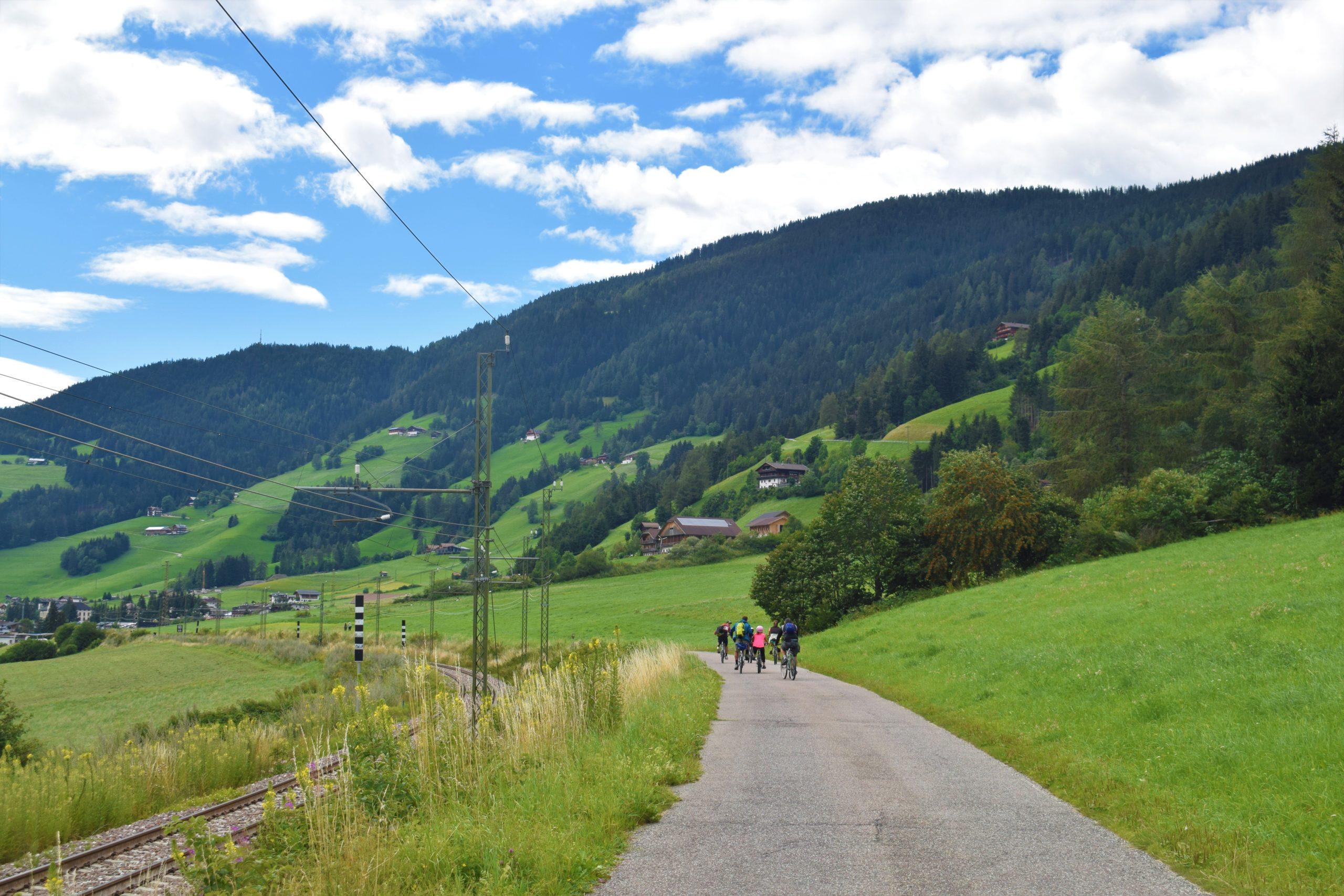 La Ciclabile della Drava: da San Candido a Lienz - I Viaggi di Ciopilla