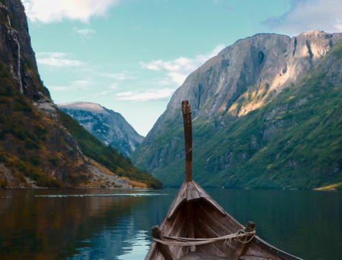 Kattegat la città di Viking